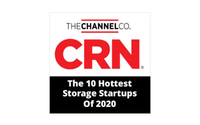 Top 10 Hottest Storage Startups of 2020